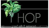 Grand Café Restaurant 't Hop Logo